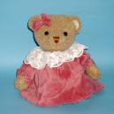 Teddybären Dame Jennifer von Bukowski